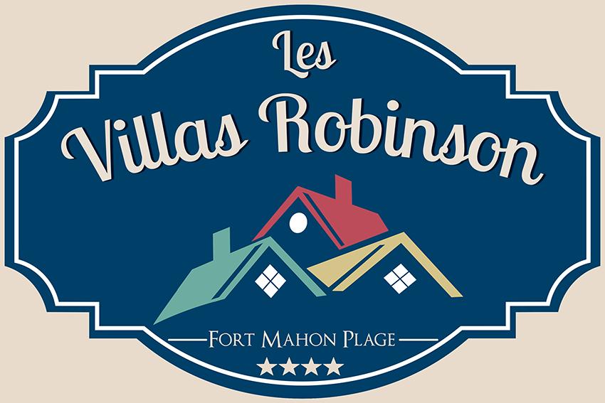 Logo des villas robinson